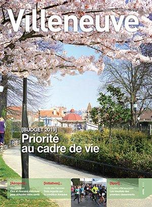 Villeneuve magazine 149