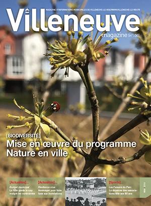 Villeneuve magazine 150
