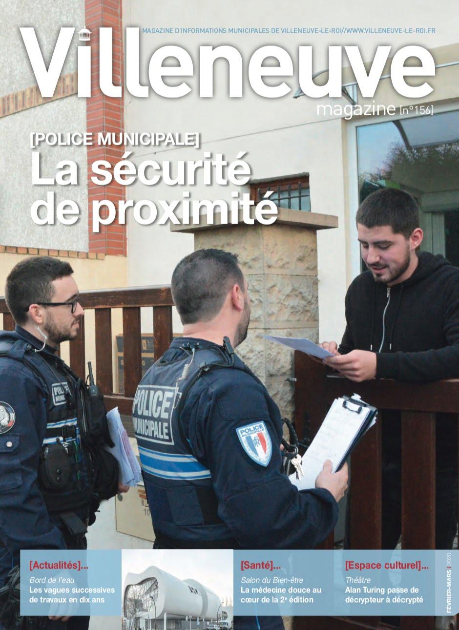 Villeneuve magazine n°156