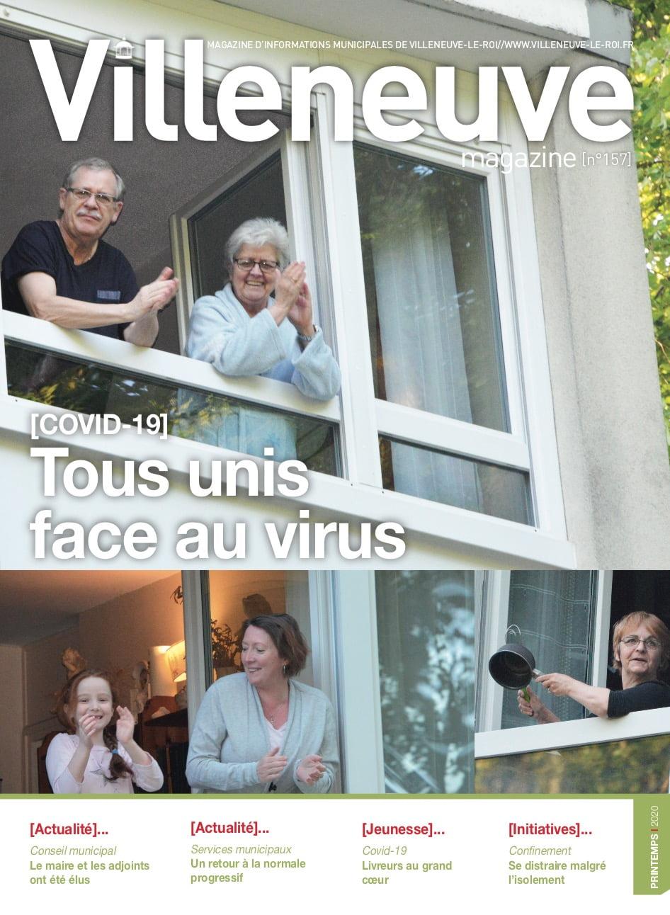 Villeneuve magazine n°157