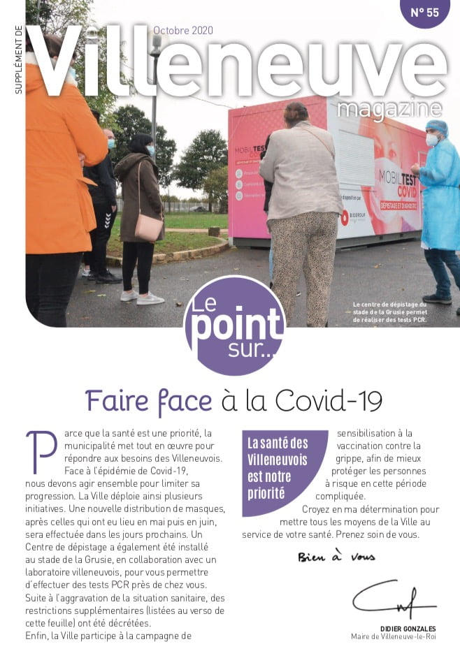 Point sur… Covid-19