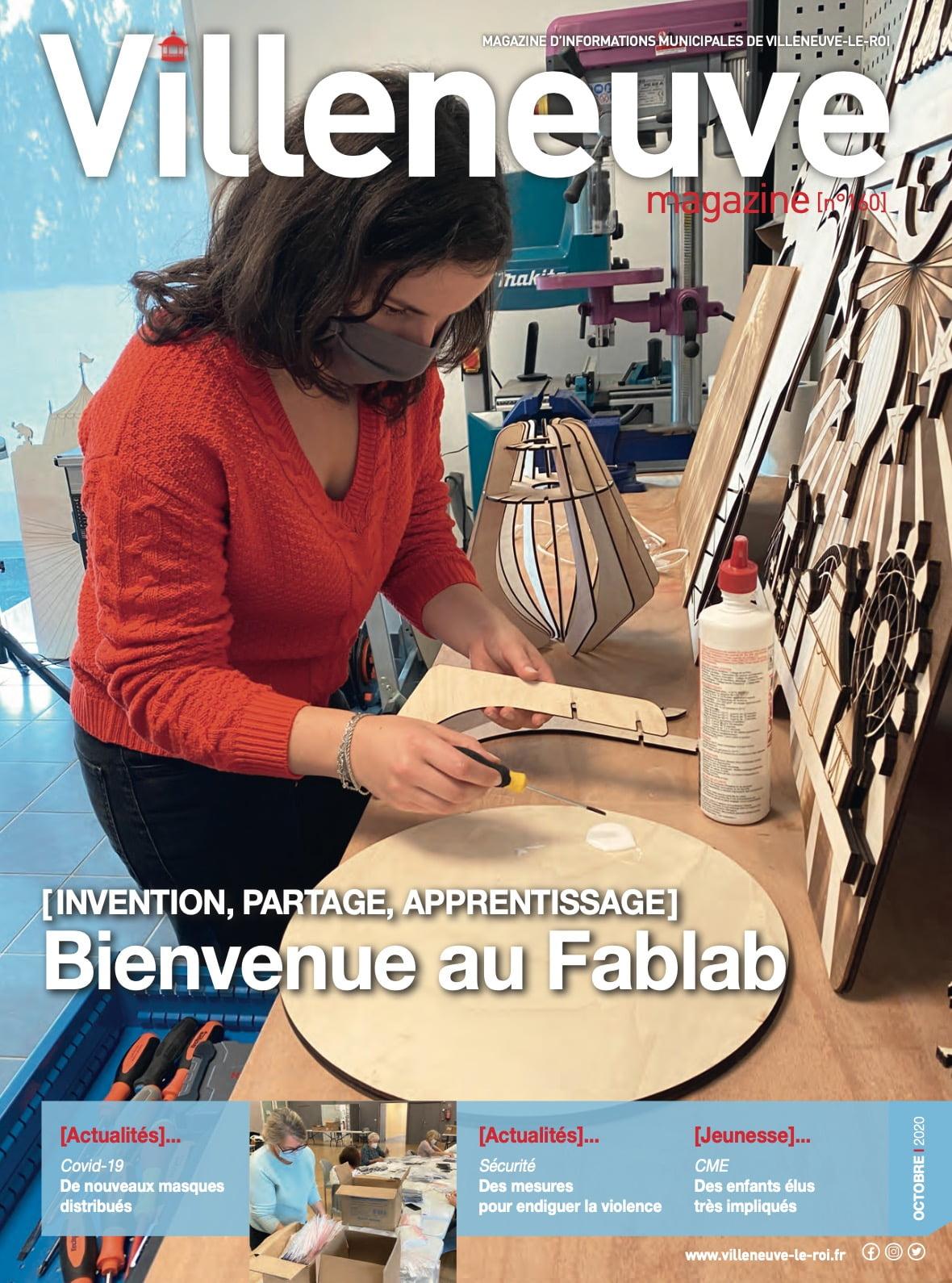 Villeneuve magazine n°160