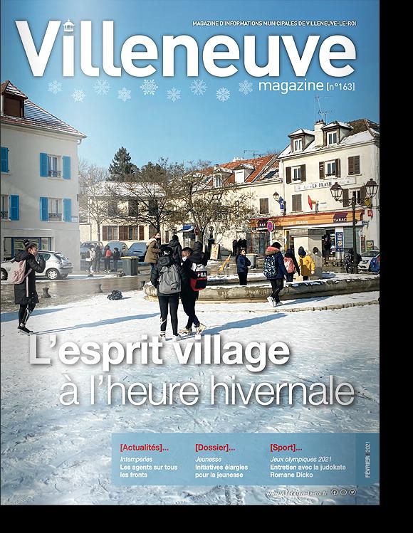 Villeneuve magazine<br>n°163