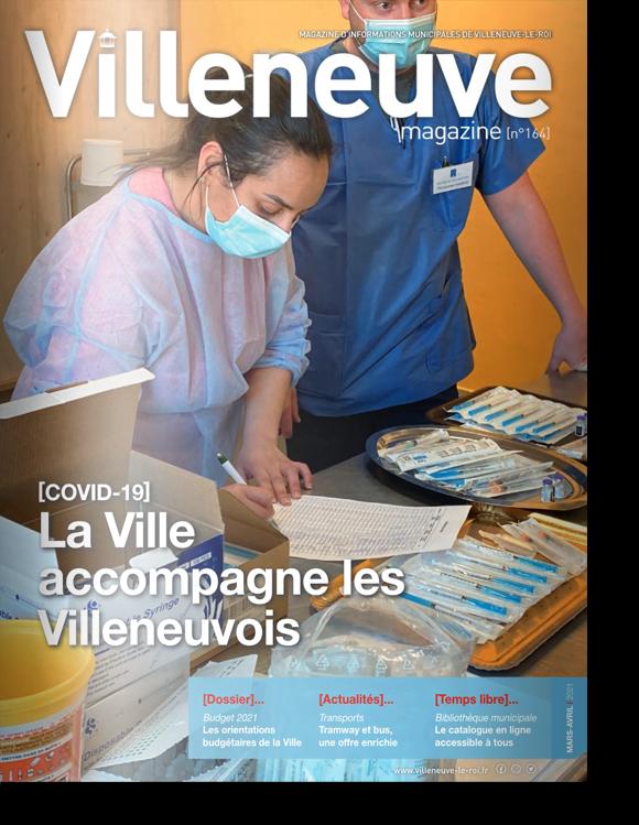 Villeneuve magazine<br>n°164