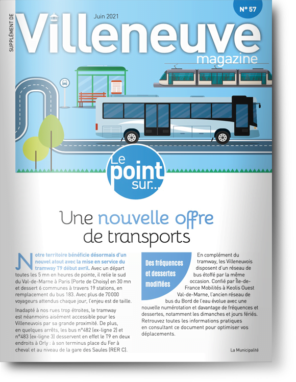 Point sur… Une nouvelle offre de transport