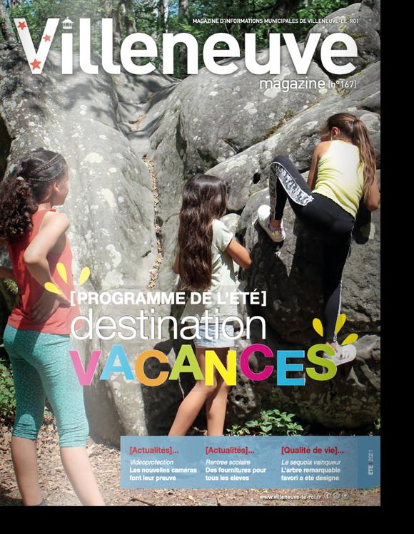 Villeneuve magazine<br>n°167