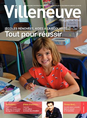 Villeneuve magazine 145