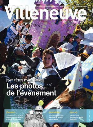 Villeneuve magazine 146